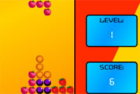 Click para jugar a Fruta caída