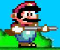 Click to play Mario Rampage